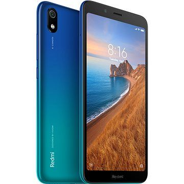 Xiaomi Redmi 7A 32GB gradientní modrá