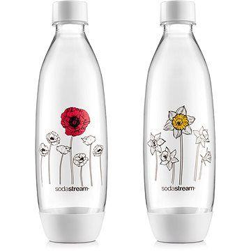 SodaStream lahev květiny v zimě FUSE 2 x 1l