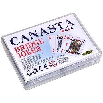 Wiky Karty Canasta