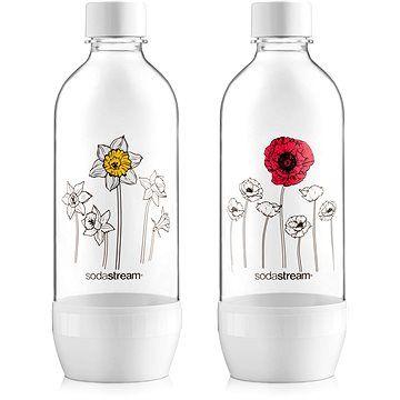 SodaStream lahev květiny v zimě JET 2 x 1l