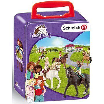 Klein Sběratelský kufřík Schleich pro koně