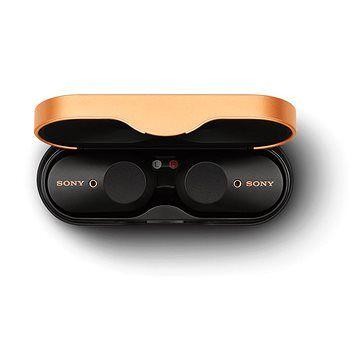 Sony WF-1000XM3, černá