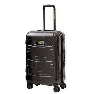 CAT trolley polykarbonát černý 59,5l