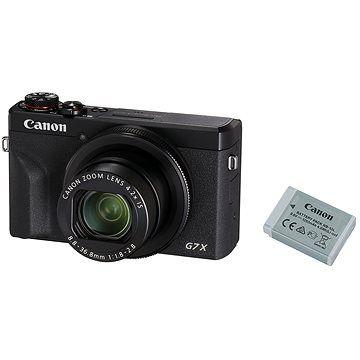 Canon PowerShot G7 X Mark III Battery Kit černý cena od 18900 Kč