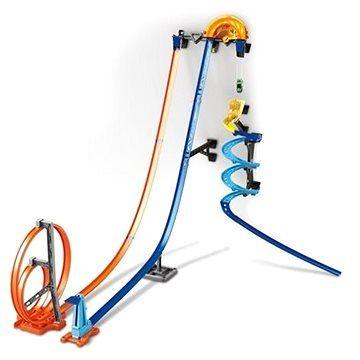 Mattel Hot Wheels TrackBuilder Svislá dráha
