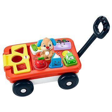 Mattel Fisher-Price Mluvící vagónek CZ
