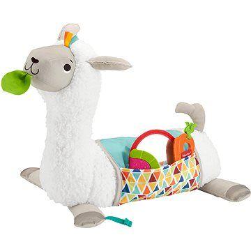 Mattel Fisher-Price Lama pro hru na bříšku cena od 649 Kč