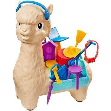 Mattel Plivající alpaka