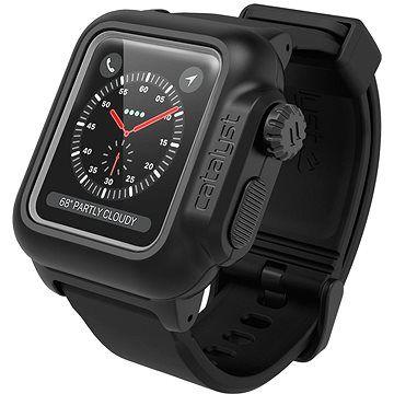 Catalyst Waterproof Case Black Apple Watch 3/2 42mm