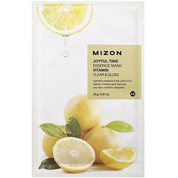 MIZON Joyful Time Essence Mask Vitamin 23 g
