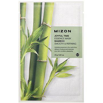 MIZON Joyful Time Essence Mask Bamboo 23 g