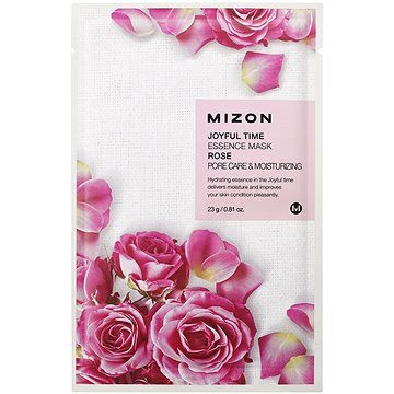 MIZON Joyful Time Essence Mask Rose 23 g