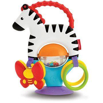 Fisher-Price Zebra s aktivitami cena od 259 Kč