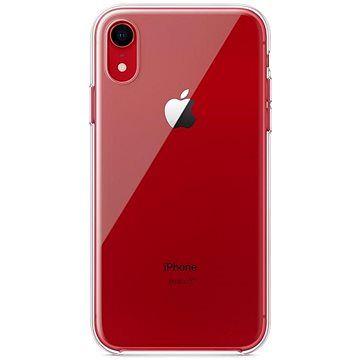 Apple iPhone XR průhledný kryt