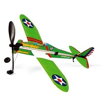 Scratch Vrtulové stíhací letadlo na gumu cena od 349 Kč