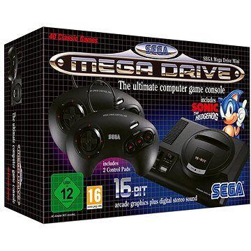 SEGA Mega Drive Mini cena od 2299 Kč
