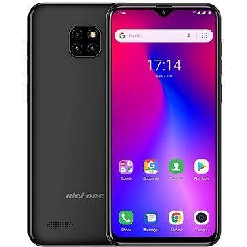 UleFone Note 7 černá od Mall.cz