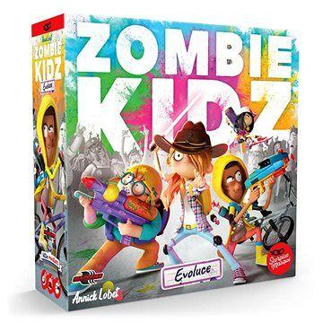 Blackfire Zombie Kidz: Evoluce