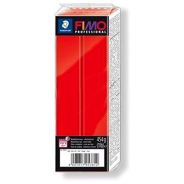 Staedtler Fimo professional 8041 - červená základní