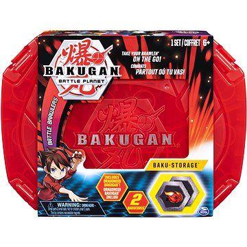 Spin Master Bakugan Sběratelský kufřík
