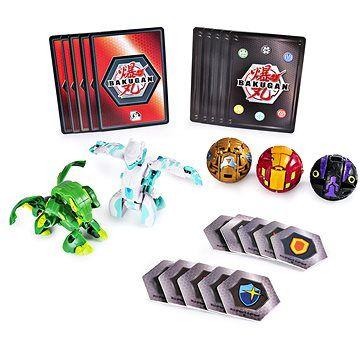 Spin Master Bakugan 5ks s doplňky cena od 524 Kč