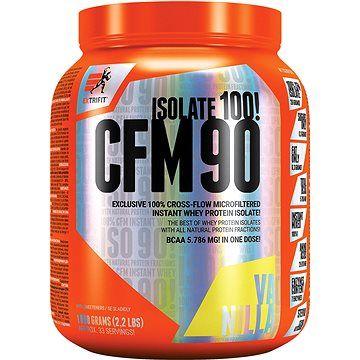 Extrifit CFM Instant Whey Isolate 90, 1000g, vanilla