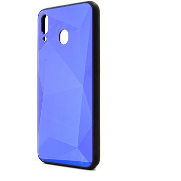 Epico COLOUR GLASS CASE Samsung Galaxy M20 - modrý