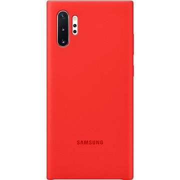Samsung Silikonový zadní kryt pro Galaxy Note10+ červený