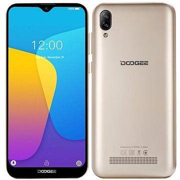 Doogee X90 zlatá od Mall.cz