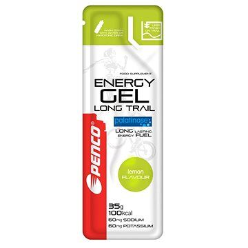 Penco Energy gel LONG TRAIL, 35g, citron
