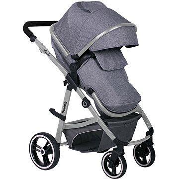 BOMIMI AMADEO 2v1 - steel grey cena od 5899 Kč