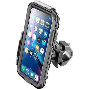 CELLULARLINE Interphone pro Apple iPhone XR, úchyt na řídítka, černé