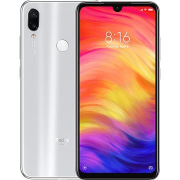 Xiaomi Redmi Note 7 LTE 128GB bílá