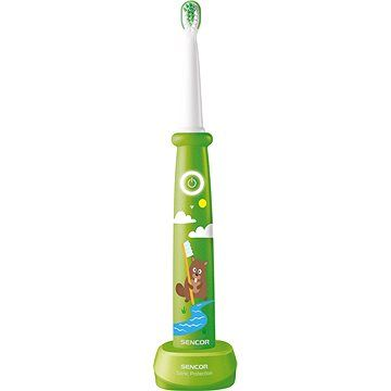 SENCOR dětský zubní kartáček SOC 0912GR