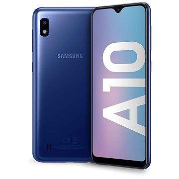 Samsung Galaxy A10 modrá