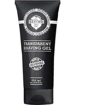 BE-VIRO Transparent Shaving Gel 250 ml