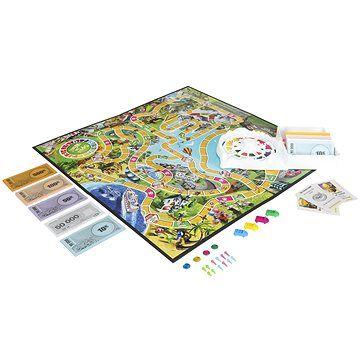 Hasbro Game of Life CZSK cena od 589 Kč