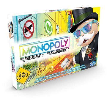 Hasbro Monopoly pro mileniály cena od 549 Kč