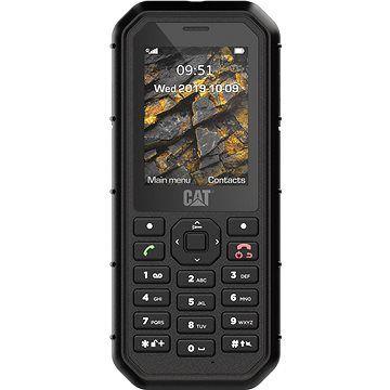 CAT B26 Dual SIM černá