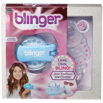 BLACKFIRE Blinger: Diamond Collection - tyrkysová