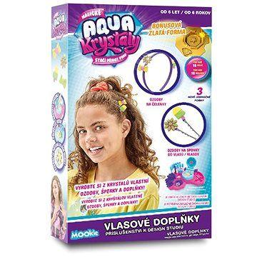 BLACKFIRE Aqua Krystaly - Vlasové doplňky