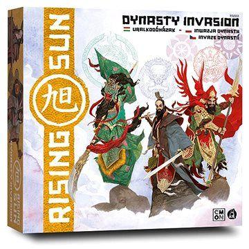 BLACKFIRE Rising Sun: Invaze dynastií