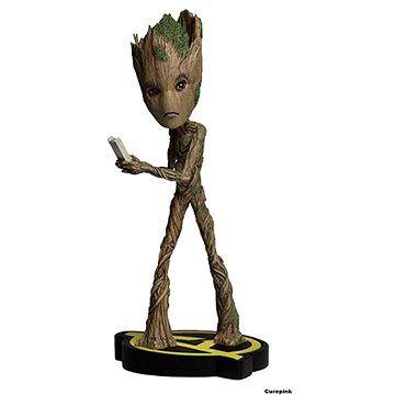 NECA Avengers Infinity War Groot - figurka