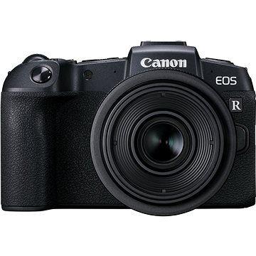 Canon EOS RP černý + RF 24-240mm IS USM cena od 49990 Kč