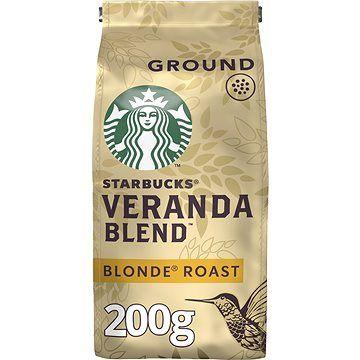 Starbucks Veranda Blend, mletá káva, 200g