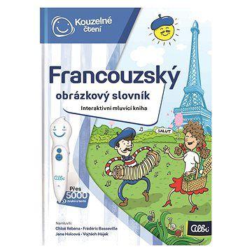 Albi Kouzelné čtení - Francouzský obr. slovník