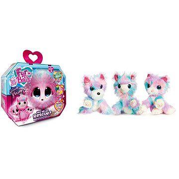 TM Toys Fur Balls Touláček - candy floss