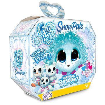 TM Toys Fur Balls Touláček sněhová kulička