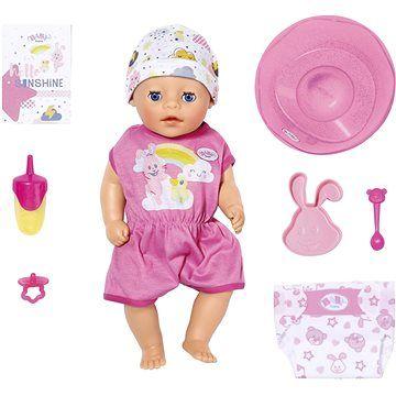 Zapf Creation BABY born Soft Touch Little holčička, 36 cm