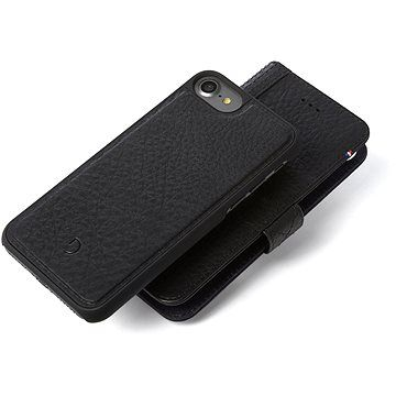 Decoded Leather 2in1 Wallet Case Black iPhone 7/8